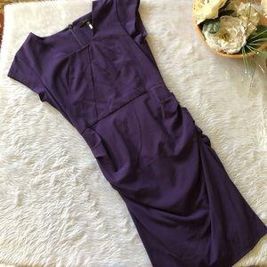BCBGmaxazria Plum Dress
